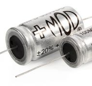 Capacitor - Mod Electronics - Electrolytic - Axial - 100V