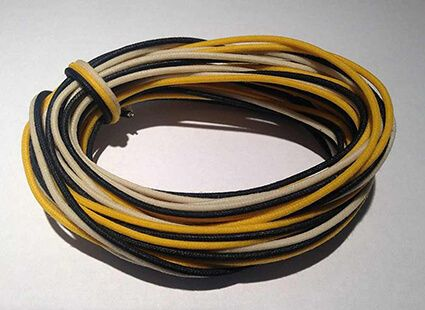 Cloth Push-Back Wire