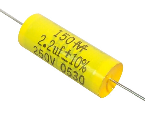 0.0047uF 630V Mallory 150M Axial Coupling Capacitor